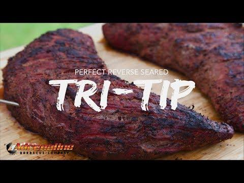 Tri Tip Recipe - Smoked Tri Tip Steak With Slow 'N Sear 2.0 - Is Dry Brining Worth It?