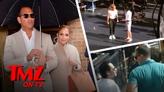 Is A-Rod Jealous of Marc Anthony?? | TMZ TV