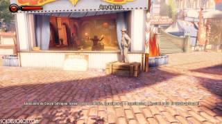 Bioshock Infinite DETONADO/GAMEPLAY 02 legendado pt br