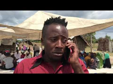 VIDEO: Joti ampigia simu Steve Nyerere akasimamie msiba