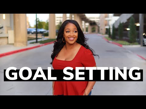 How to Set Goals You'll Actually Reach For 2020 | Goal Setting