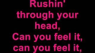 Into The Rush Lyrics Aly & AJ
