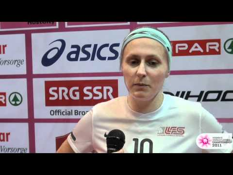 Interview Anete Seina (LAT)