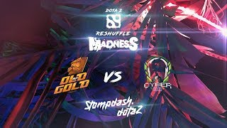 WEPLAY RESHUFFLE MADNESS - CYBER DOGS VS OLD BUT GOLD BO3 GAME 2 START 23:45