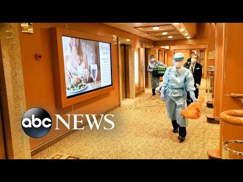 Cruise Ship Passengers Stranded As Concerns Over Spread Of Coronavirus Grow | ABC News