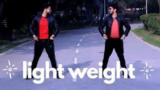 LIGHT WEIGHT Kulwinder Billa latest song | Bhangra Dance by Men in Black
