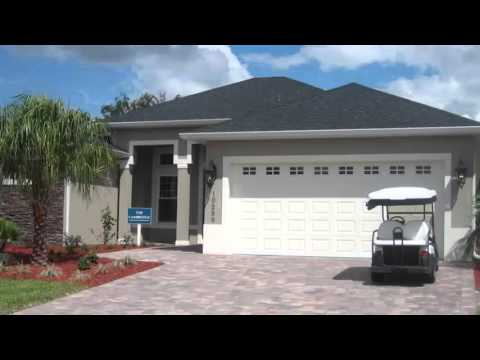 Lakeside Landings new Homes Cambridge Model
