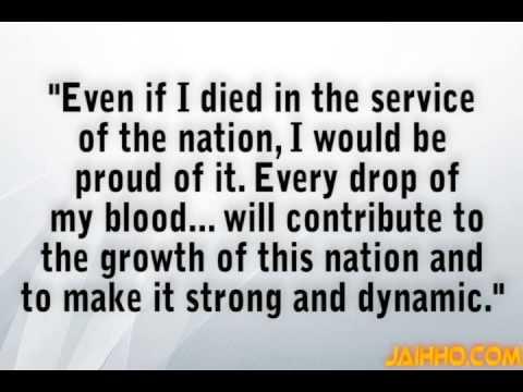 Indira Gandhi Quotes Youtube