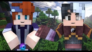 LOST MAGIC | Minecraft SCHOOL OF MAGIC | EP 2 (MAGIC Minecraft Roleplay)
