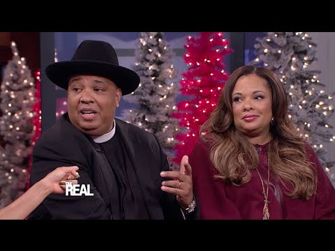 Rev Run & Justine Simmons on Traveling the World