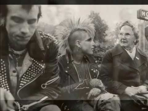 Anti-establishment - 1980's