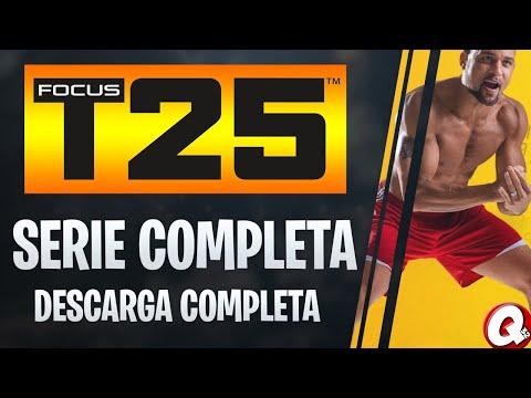 Focus T25   Ejercicios para Adelgazar   Serie Completa [Full]
