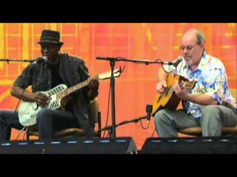 STEFAN GROSSMAN & KEB' MO'  -  Roll And Tumble Blues