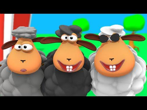 Baa baa mouton noir - comptines pour maternelle Tinyschool Français