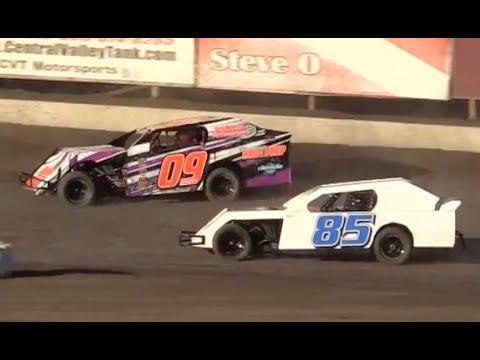 HEAT RACES: Bakersfield Speedway 7-9-16
