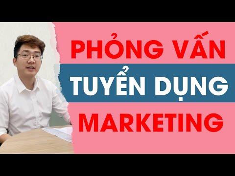 Chuyện Mar 01 - Một buổi phỏng vấn nhân sự Marketing