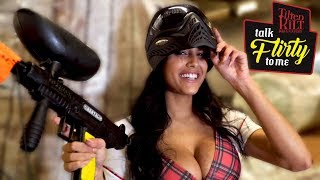 Tilted Kilt: Talk Flirty to Me - Paintball