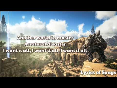 Nerd Out - ARK Scorched Earth Song: Fire To The Sky (Lyrics)