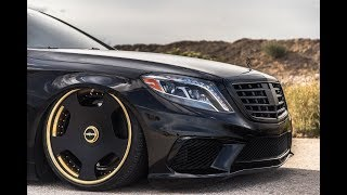 Mercedes-Benz S63 AMG W222 Tuning
