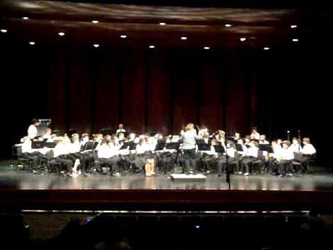 Kirema's Band Concert Nov. 24, 2009 - A Call for Peace
