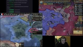HoI4 & Eu4 Dual play - France & France - Part 2 of 3