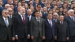 Итоги недели: 100-летний юбилей УрГЮУ