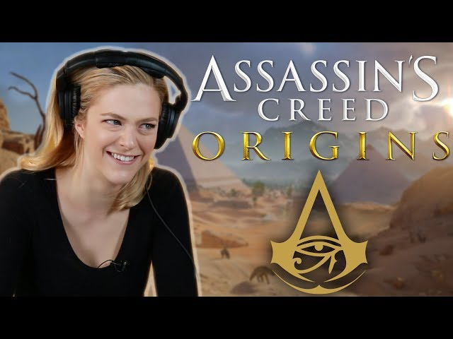 We Played Assassin's Creed Origins Without Breaking Any Laws