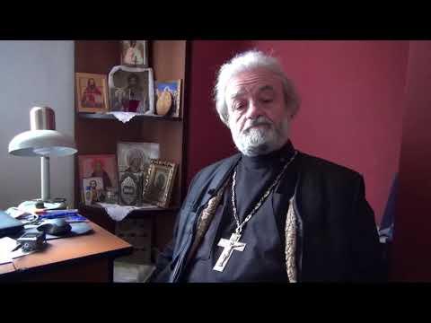 Интервью с отцом Александром Ильяшенко о законе о семейно-бытовом насилии