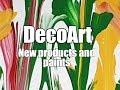 212 - DecoArt NEW products and paints *let's play* #decoartprojects