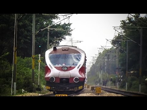 Thumbnail: High Speed trains on Bangalore Chennai Line : Indian Railways