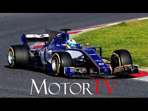 MOTORSPORT: F1 2017 l SAUBER C36 ON TRACK