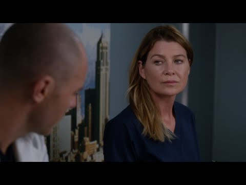 Dr. Hayes Opens Up To Meredith - Grey's Anatomy