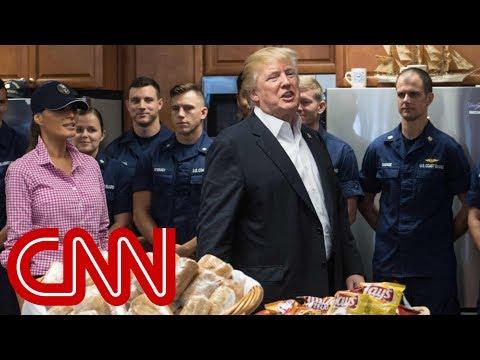 President Trump visits Coast Guard in Florida (full remarks)