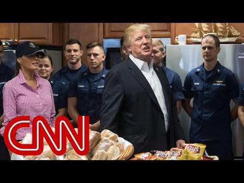 President Trump visits Coast Guard in Florida (full remarks)