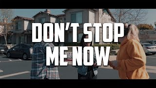 Don't Stop Me Now - Queen (Student-Made Music Video)