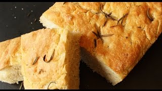 How to make Rosemary Focaccia | Ethiopian beauty