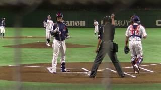 20170718 都市対抗野球大会 日立製作所対三菱重工名古屋 1回表