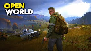 Top 10 OPEN WORLD Games For Android 2020   High Graphics (Online/Offline)
