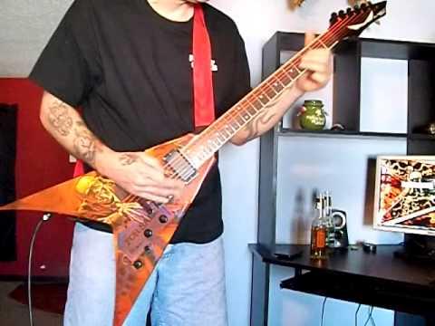 Megadeth-Kingmaker Cover[HQ]