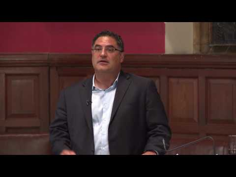 Cenk Uygur's Argument At The Oxford Union Debate On Money In Politics