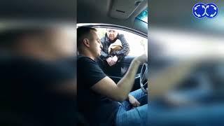"""Как """"украсть"""" авто. Смешное видео."""
