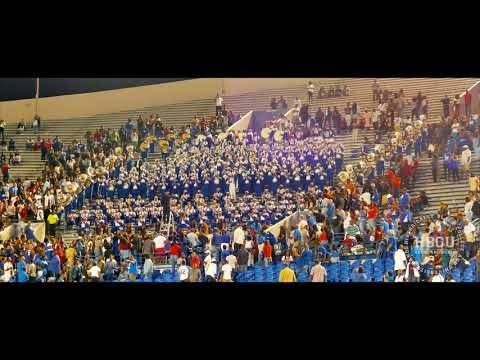 Star Trek Theme - Tennessee State University Marching Band