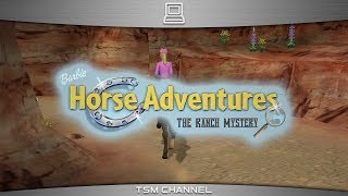 Barbie Horse Adventures : The Ranch Mystery (part 4 ending) (Horse Game) (Suomen Kieli)