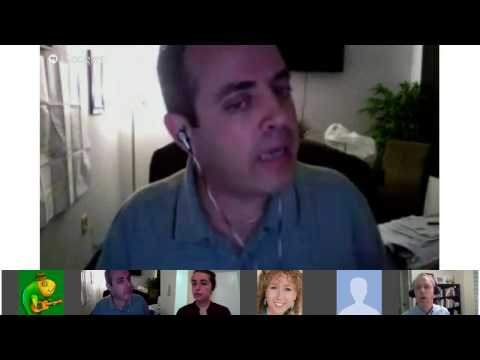 """Build an App"" Google Hangout workshop and 2014 contest announcement by InteractStudios"