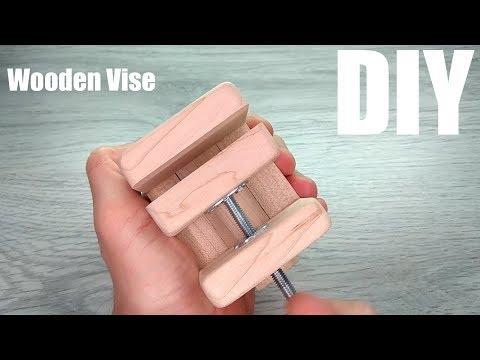 Mini WoodWorking Vise DIY