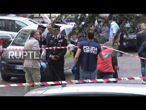 Italy: Bomb blast occurs close to Rome UN building - reports