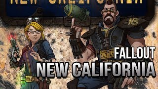 Releases in 5 Days!!! : Fallout New California