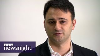 The man who got the UK election poll RIGHT- BBC Newsnight