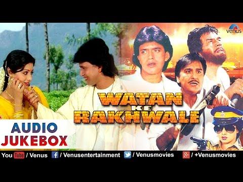 Watan Ke Rakhwale Full Songs | Mithun Chakraborthy, Sridevi, Dharmendra, Sunil Dutt | Audio Jukebox