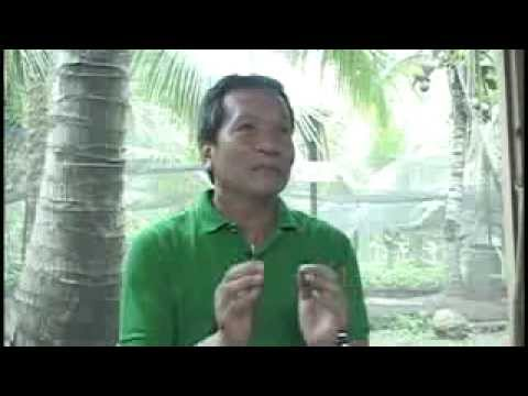 Eduardo De Vera - Gawad Saka CY2013 Outstanding Coconut Farmer Regional Winner (Region XI)